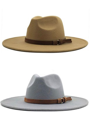 WIDE BRIM DANDY PANAMA HAT-AC311114