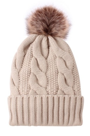 TWIDDLE KNIT TRENDY BEANIE-AC34527