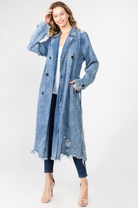 RJK-3433 DENIM JACKET