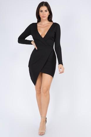 KSD7290A BLACK DRESS