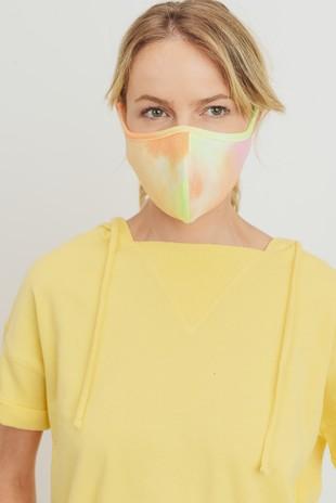 MK 1003 Tie Dye Mini Thermal Face Mask
