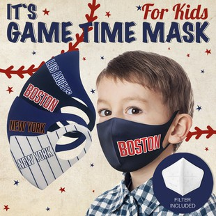EXBC200K Face Mask Kids Toddler Cover Protection