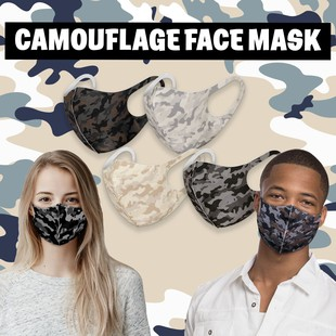 M026 Face Mask Cover Protection Breathable