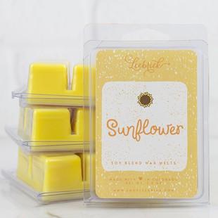 Sunflower Wax Melt