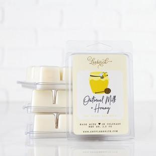 Oatmeal Milk Honey Wax Melt