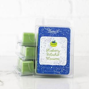 Blueberry Pistachio Macaron Wax Melt