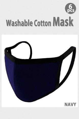 COTTON FASHION MASK-LICWMM002-C19