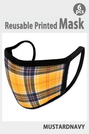 WASHABLE MASK-LICWMM004-C19