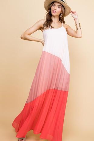 LD51221 MAXI DRESS