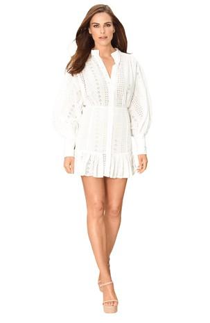 Mare Mare Prisci Dress White