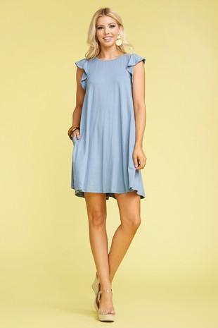 DRESSES CASUAL CWDSD512-1C-C21