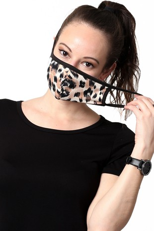 CWMM001 FASHION  PRINT MASK-C5