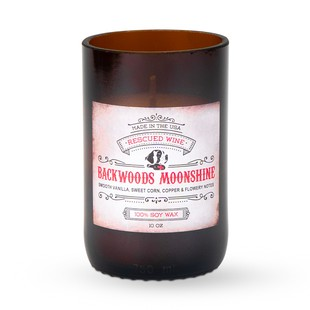 Backwoods Moonshine Soy Candle Spirits Collection