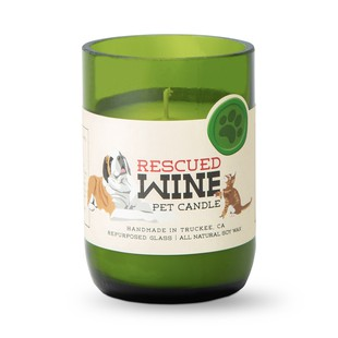 Fresh Grass Soy Candle Pet Collection