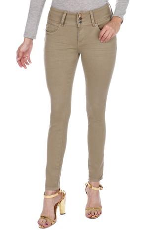 Womens High Rise Butt-lift Super Skinny Jeans S494
