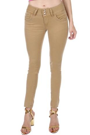 Womens High Rise Butt-lift Super Skinny Jeans S497
