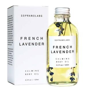 Calming Lavender Body Oil BD1002