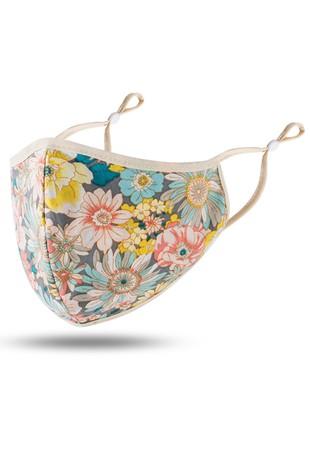 Flower Cotton Mask