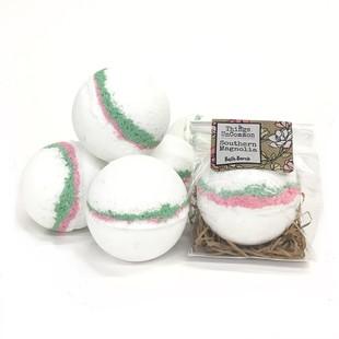 Southern Magnolia bath bombs