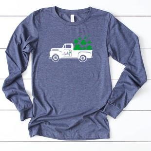 Lucky Truck Long Sleeve