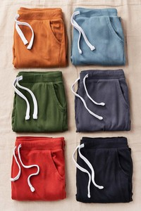 0122-1119 VINTAGE WASHED COLOR WAY JOGGERS