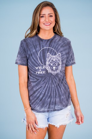 Wild and Free Tie Dye
